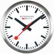 Horloge Mondaine Clocks A995.CLOCK.16SBB
