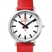 Montre Mondaine Rouge Originelle A512.30358.16SBC - Rouge