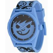 Montre NEFF Daily Sucker 00C-QNF0202-E0006-01 - Montre Logo Bleu Mixte