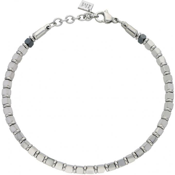 Bracelet morellato homme cuir