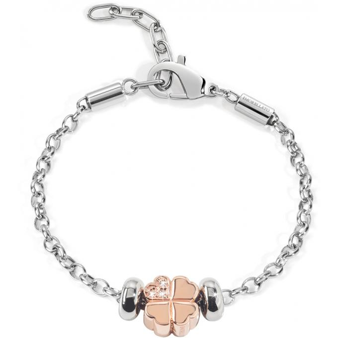 bracelet morellato scz369 bracelet perle rose femme sur. Black Bedroom Furniture Sets. Home Design Ideas