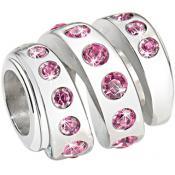 Charms Morellato Bijoux Perle Roses SCZ202
