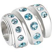 Charms Morellato Bijoux Perle Bleus SCZ203