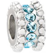 Charms Morellato Bijoux Bleus Acier SCZ544