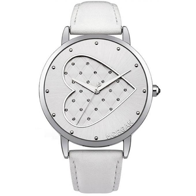 montre morgan m1241w montre ronde coeur femme sur bijourama montre femme pas cher en ligne. Black Bedroom Furniture Sets. Home Design Ideas