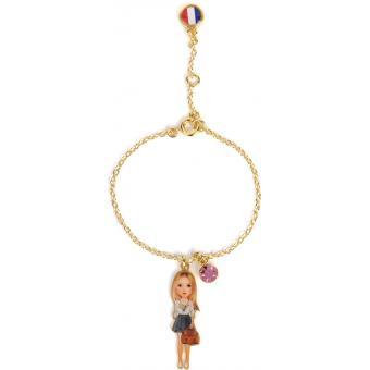 Bracelet Française Strass - N2 - N2