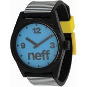 Montre Neff Silicone Zébrée 00C-QNF0201-70263-01
