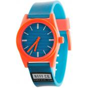 Montre NEFF Daily Watch 00C-QNF0201-75975-01 - Montre Rayures Bleues Mixte