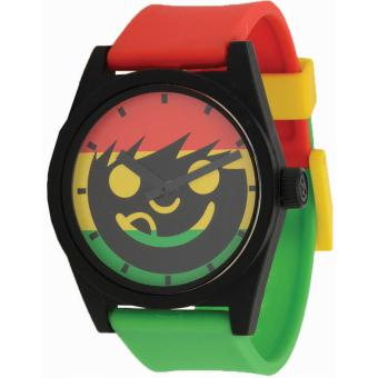 Montre NEFF Daily Sucker 00C-QNF0202-70019-01 - Montre Logo Reggae Mixte