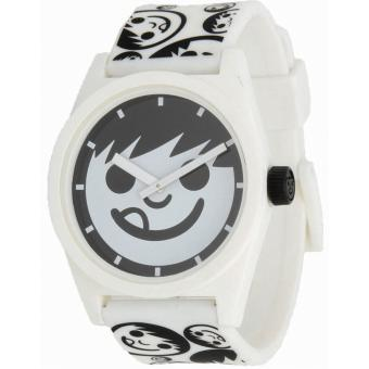 Montre NEFF Daily Sucker 00C-QNF0202-V0000-01 - Montre Logo Blanc Mixte