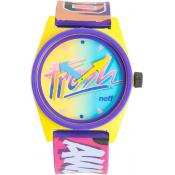 Montre NEFF Daily Wild 00C-QNF0208-75006-01 - Montre Silicone Awesome Mixte