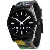 Montre NEFF Daily Wild 00C-QNF0208-75654-01 - Montre Silicone Fruits Mixte