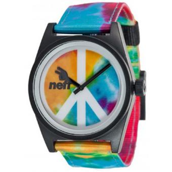 Montre NEFF Daily Woven 00C-QNF0209-75073-01 - Montre Tissage Hippie Mixte