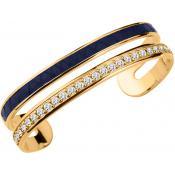 Bracelet Nina Ricci Bijoux Joncs Cristaux 70233010102-60 - Bracelet