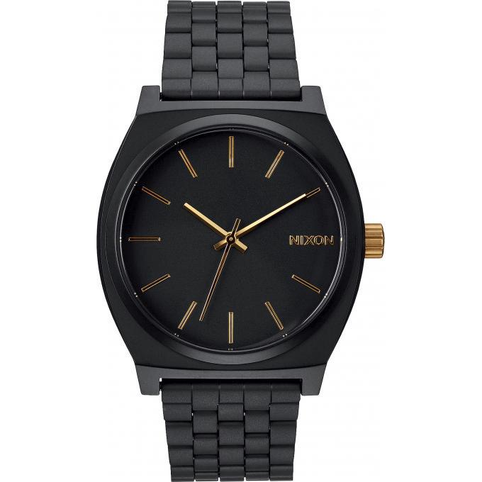 montre nixon time teller a045 1041 montre d tails dor s homme sur bijourama montre homme pas