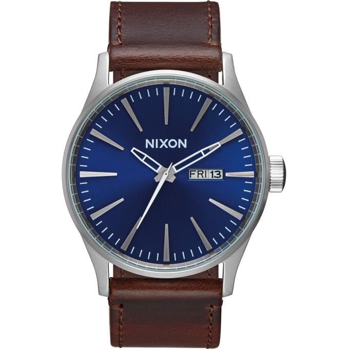 montre nixon sentry a105 1524 montre cadran bleu homme sur bijourama montre homme pas cher. Black Bedroom Furniture Sets. Home Design Ideas