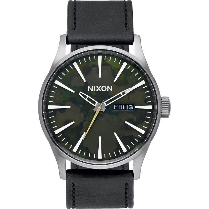 montre nixon sentry a105 2069 montre cadran vert homme sur bijourama montre homme pas cher. Black Bedroom Furniture Sets. Home Design Ideas