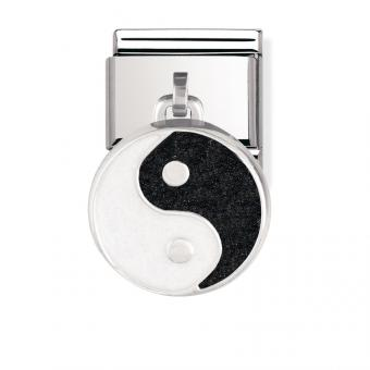 Charm Nomination 031700-08 - Charm Yin Yang Mixte