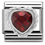 Charm Nomination Cœur 330603-005