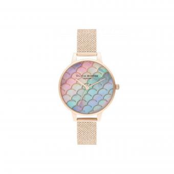Olivia Burton - OB16US45 - Montre Femme - Nouvelle Collection