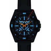 Montre Oxbow Montres Noire Bleue 4549801