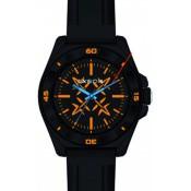 Montre Oxbow Montres Noire Orange 4549802