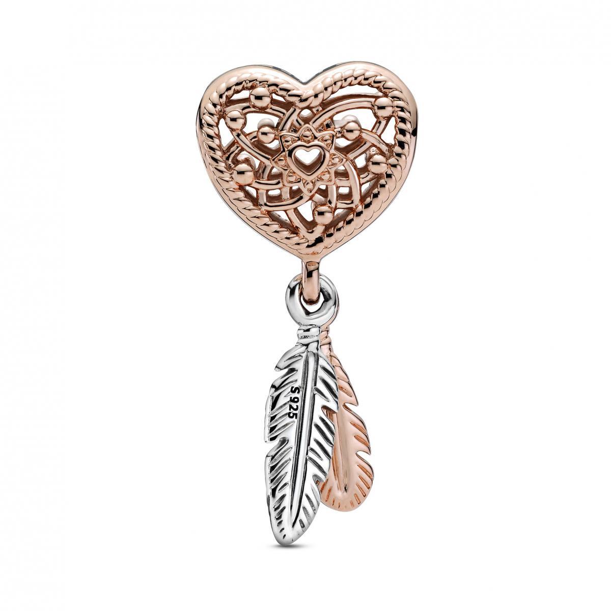 Charms et perles Pandora Bijoux 789068C00 - Pandora Passions
