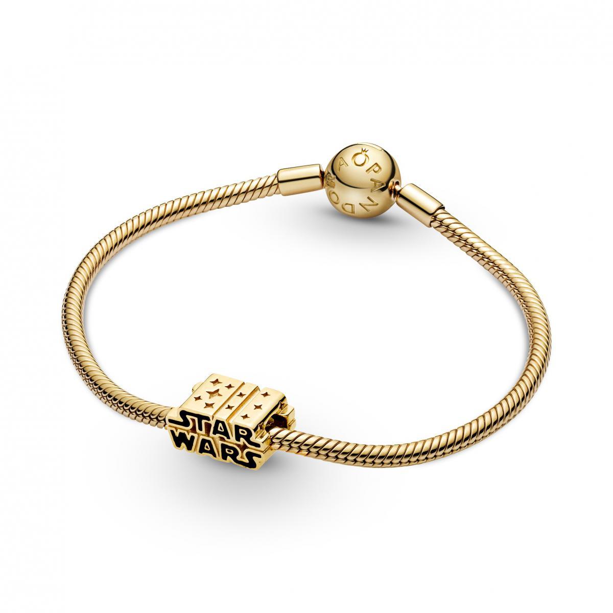 Charms et perles Pandora Bijoux 769247C01 - Star Wars x Pandora