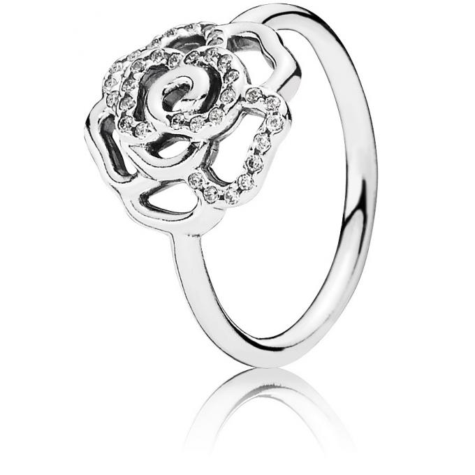 Bague Pandora Or Rose Transfert Discount