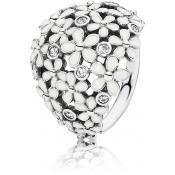 Bague Pandora Bouquet Marguerites 190936EN12-48 - Nature