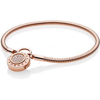 Bracelet Cadenas Signature Rose