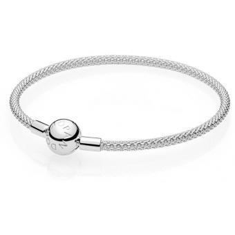 bracelet maille pandora