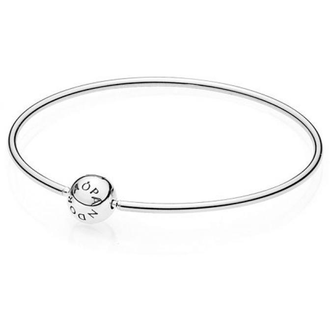Bracelet Pandora Essence 596006 , Bracelet Jonc Elegant Finesse