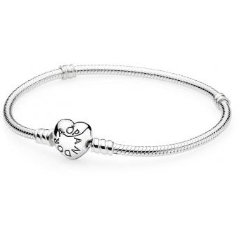 Pandora - Bracelet Pandora Moments de vie 590719 - Black Week Bijourama