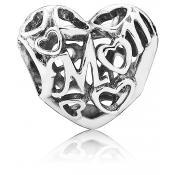 Charms Pandora Amour Maternel 791519 - Famille et Amis