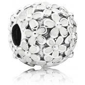 Charms Pandora Clip Charmantes Marguerites 791494EN12 - Nature