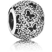 Charms Pandora Vol Papillons 791482CZ - Nature