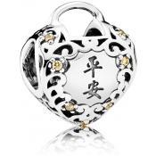 Charms Pandora Cadenas de Longévité 791952FCZ