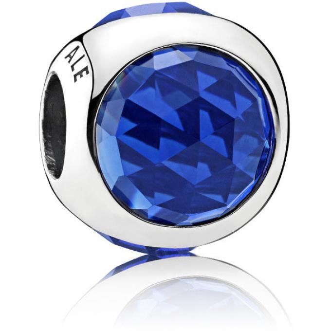 Charm Pandora Galaxie Bleu Roi   IUCN Water