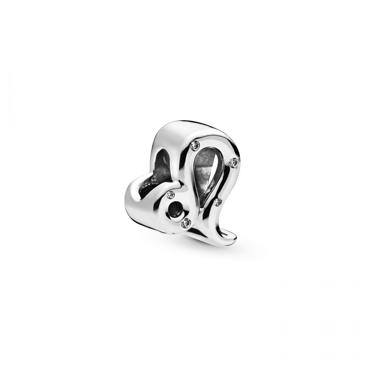 Charms Pandora 798414c01 - Charm Signe Astrologique Lion