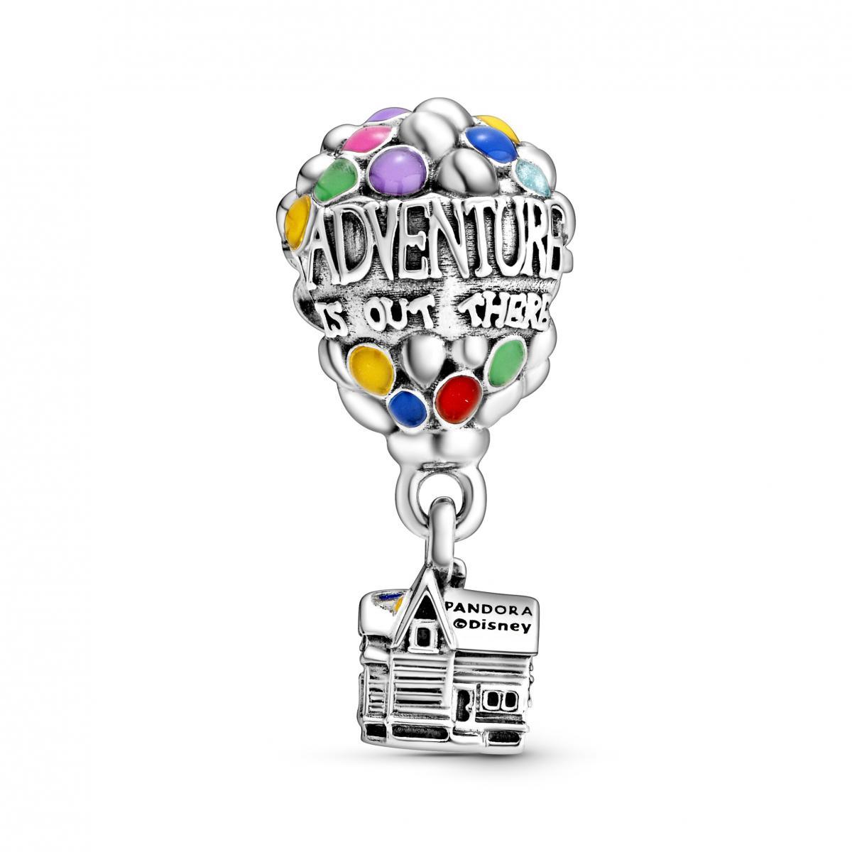 Charm Pandora Disney 798962C01 - La-Haut Maison et Ballons