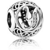 Charms Pandora Y Ancien 791869CZ - Alphabet