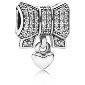 Charms Pandora  791776CZ - Amour