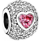 Charms Pandora Coeur Fascinant 791815CZS
