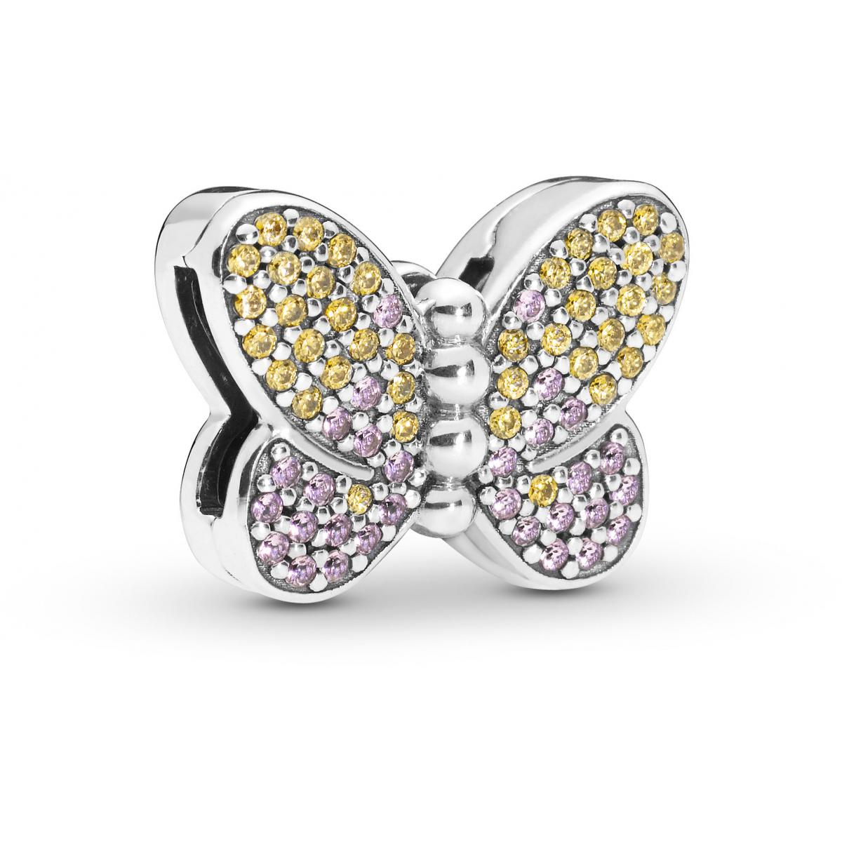 charms papillon pandora