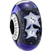 Charms Pandora Murano Nuit Etoilée 791662CZ - Conte de Fees