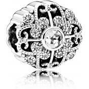 Charms Pandora Conte de Fées Fleuri 791961CZ - Conte de Fees