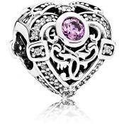Charms Pandora Coeur Opulent 791964CZO - Conte de Fees