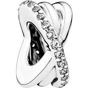 Charms Pandora Espaceur Glaxie 791994CZ - Conte de Fees
