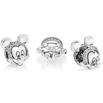 bague homme mickey